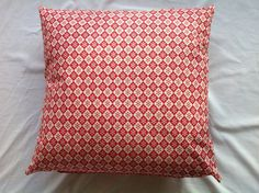 Scandinavian style christmas cushion cover by Absolutelycrafted, £10.50