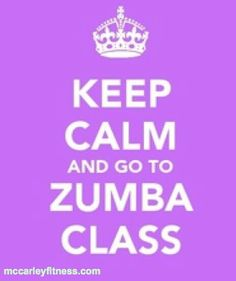 Zumba is one of my likings:) it's international style (Latin) dance and it is WAY more fun than working out. Trust me:) You don't need to be a dancer, you just need a smile:)