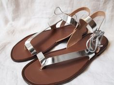 Editors' Picks: 10 Metallic Sandals for Spring: Remodelista