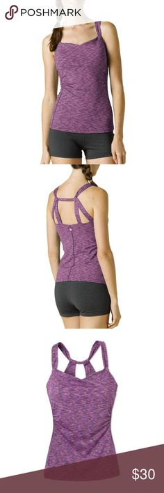 PrAna Twyla Top Dark Eggplant NEW PrAna Twyla Top Dark Eggplant Prana Tops