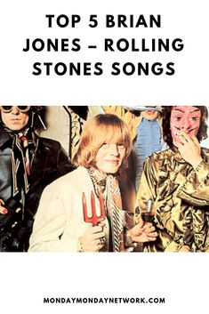 Along with the rest of 'Aftermath,' the track marks the start of the band's most musically adventurous period, most of it courtesy of the creatively restless Jones. Rolling Stones Songs, Brian Jones Rolling Stones, Rock And Roll Artists, Classic Rock Songs, Monday Monday, Muddy Waters, Rock N Roll Music, Live Rock, Period