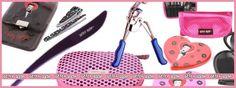 Somos representantes exclusivos de Betty Boop y Pierre Cardin. Encontrará una amplia gama de productos de belleza tales como pinzas de depilar, esponjas expofliantes, arqueadores, sets de manicure y demás derivados de estos productos.