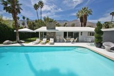 Amazing Palm Springs Vacation Home