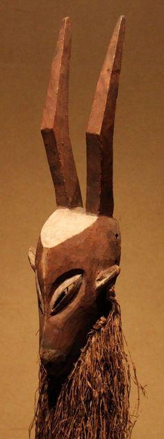 45 besten central african horned masks Bilder auf Pinterest ...