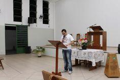 Justificados na Igreja Presbiteriana de Nova Andradina, MS