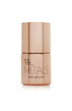 Primark - PS Rose Gold Metals Nail Polish