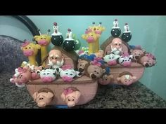 Arca De Noé com Joana Darc Biscuit