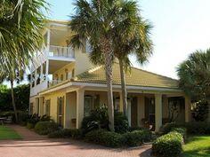 4 Bedroom House Rental in Destin, Florida, USA - Palmetto Palms on 1st Beach…