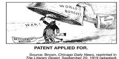 Brown, Chicago Daily News, reprinted in The Literary Digest, September.20, 1919