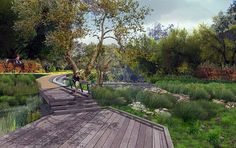 linear parks next rivers - Pesquisa Google
