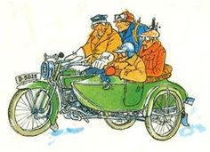 kjell aukrust tegninger - Google-søk Safari, Bicycle, Vehicles, Google, Bicycle Kick, Bike, Trial Bike, Bicycles, Vehicle