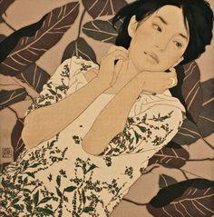Yasunari Ikenaga Gallery   Japanese Art Showcase