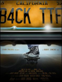 Alternative Back to the Future Posters