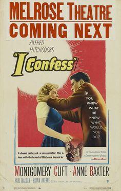 I Confess - 1953