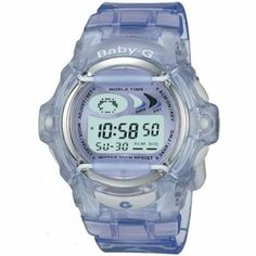 Casio - Baby-G Alarm Chronograph Watch - BG-169R-6ER  RRP: £70.00 Online price: £56.00 You Save: £14.00 (20%)  www.lingraywatches.co.uk