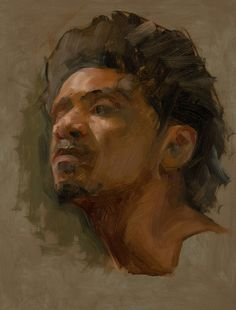 oil sketch painting - Google Search