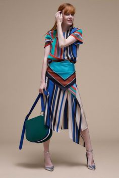Diane von Furstenberg Spring/Summer 2017 Ready-To-Wear Collection | British…