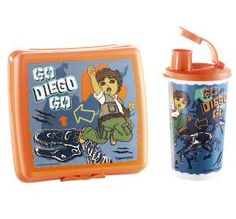 Tupperware | Go, Diego(tm) Go Lunch Set. Online exclusive! Visit my website to get it! www.my.tupperware.com/serenanorthern