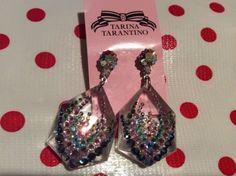 NWT Tarina Tarantino Aurora Earrings - http://elegant.designerjewelrygalleria.com/tarina-tarantino/nwt-tarina-tarantino-aurora-earrings/