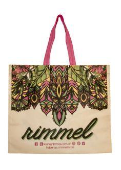 Really cool design for a reusable bag!