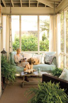 Back Porch Retreat