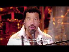 Lionel Richie - Stuck On You (Legendado em PT-BR) Live - YouTube