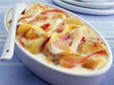 Tartiflette au jambon de Savoie - Recettes