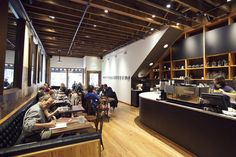 Coffee Culture: Some Of The Coolest Coffeeshops From Coast To Coast: Eat & Drink Article by 10Best.com