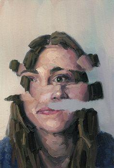 Distortions/Reality – ADAM LUPTON