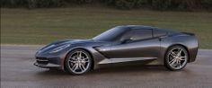 Corvette Stingray 2014. It's on the list to buy some day