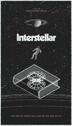25 Incredible Fan-Made Interstellar Posters Christopher Nolan did it again. If you\u2019re looking for a movie that\u2019s smart, cleverly-done, will make you think and blow your mind, watch Interstellar. The incredible film starred Matthew McConaughe\u2026 #grafiktasarım 25 Incredible Fan-Made Interstellar Posters Christopher Nolan did it again. If youu2019re looking for a movie thatu2019s smart, cleverly-done, will make you think and blow your mind, watch Interstellar. The incredible film…