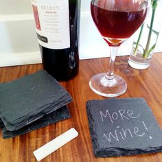 crafty ideas modern coasters. Slate Coasters with Soapstone Chalk  Set of 4 Modern Rustic Man Cave Mancave Home Decor Bar Craft Beer