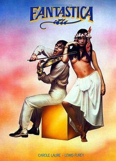 Fantastica (1980) - Gilles Carle (Lewis Furey & Carole Laure)