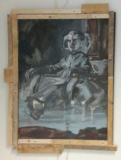 """Van de tentoonstelling """"Smoel 2.0"""" van atelier Anders Bekeken, nog dit weekend te zien in Den Hagg, Korte Vijverberg 2."""