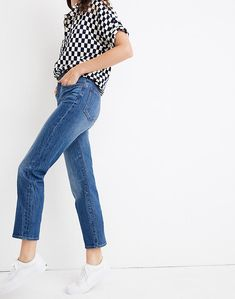 452a498075a61b The High-Rise Slim Boyjean in Evangeline Wash in 2019 | Clothes ...