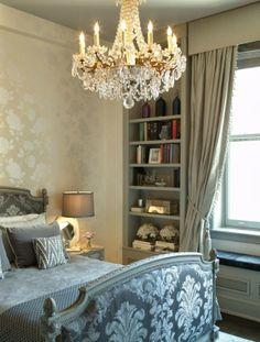 M s de 1000 ideas sobre dormitorio barroco en pinterest - Muebles estilo barroco moderno ...