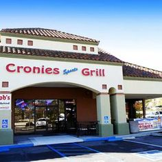 Cronies Sports Grill - Newbury Park, CA  Like us on Facebook! www.betancourtrealtygroup.com