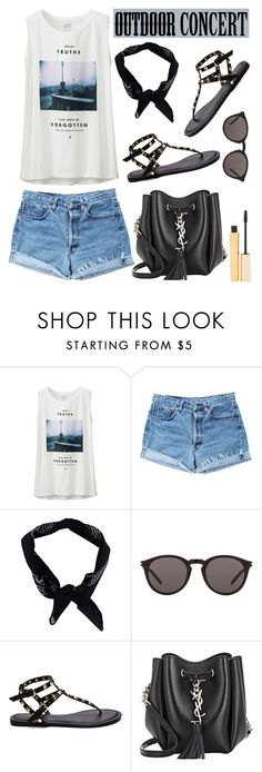 """""""Outdoor Summer Concert"""" by dora04 on Polyvore"""