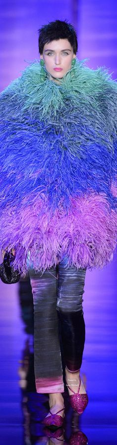 Giorgio Armani Collection Fall 2015 Couture