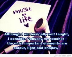 Music is life quote