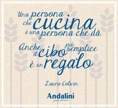 Per pranzo, cosa c'è di meglio di una squisita ricetta di pasta da condividere? #Buonappetito #Andalinilatuapasta www.andalini.com