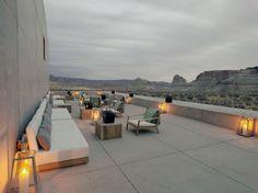 Amangiri Resort de Lujo en punto Canyon, Utah   Rick Joy, Wendell Burnett & Marwan Al-Sayed
