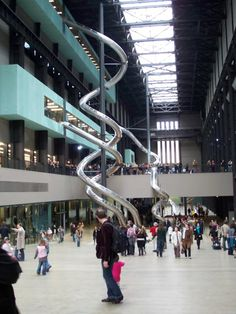 Carsten Holler, Test Site 2006 | Playscapes