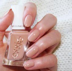 essie ballet nudes nail polish