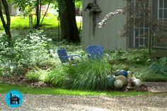 Flower and Sculpture Garden Tour {Part 1} - Creative Cain Cabin