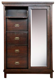 Armoires U0026 Wardrobes In Black U0026 White, Bedroom Furniture A America  Furniture Suncadia Chifforobe Nice Look