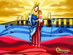 Virgen de la Chinita, Maracaibo, Venezuela by Oscar Olivares