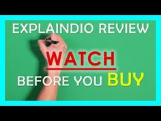 Explaindio Reviews - Explaindio Video Creator Review: http://bit.ly/explaindio-review | Before you buy Explaindio, review this video review.Create Professional Quality Videos Without Any Technical Knowledge!The Most Effective (& Easy to Utilize) Video Creation Tool Ever ...Takes the disappointment & expenditure from producing high quality videos!Grab prospects' interest & send sales rising!Market your company OR develop videos to sale!Easy to make use of-- no experience or training…