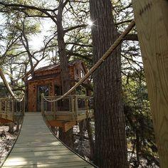 Dieses #Baumhaus Haben #PeteNelson Und Sein Team