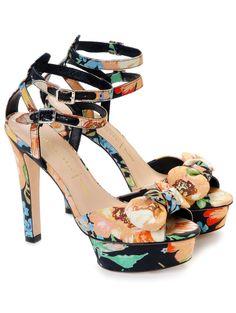 Loeffler Randall Dahlia Platform Sandal. Be still my heart. @Jennifer Jenkinson you will love these.